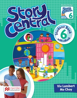 Story Central 6 Student Book Pack with eBook