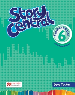 Story Central 6 Teacher Edition Pack with eBook
