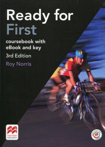 Ready for First — это всеобъемлющий и всесторонний курс для подготовки к FCE