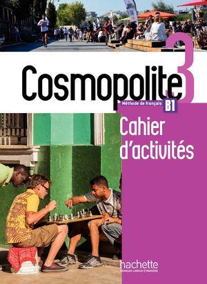 Cosmopolite 3 Cahier d'activites + CD audio