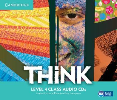 Think 4 Class Audio CDs