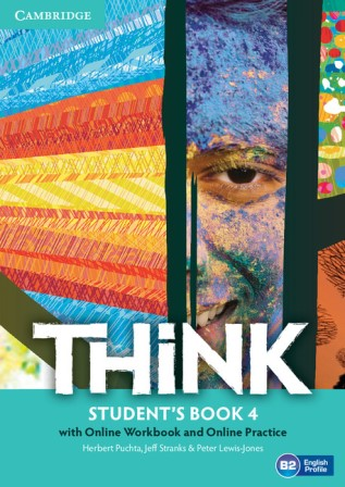 Think 4 SB with Online Workbook and Online Practice