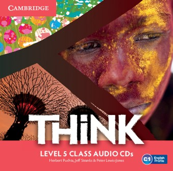 Think 5 Class Audio CDs