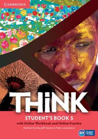 Think 5 SB with Online Workbook and Online Practice