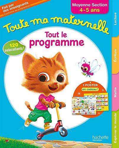 Toute Ma Maternelle - Tout le programme - Moyenne Section (4-5 ans)