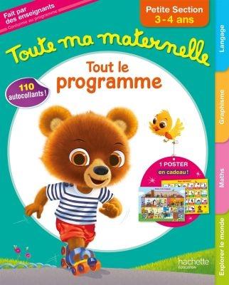 Toute Ma Maternelle - Tout le programme - Petite Section (3-4 ans)