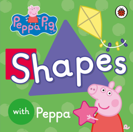 Peppa Pig: Shapes with Peppa