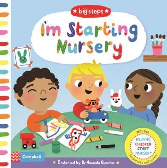 Big Steps: I'm Starting Nursery