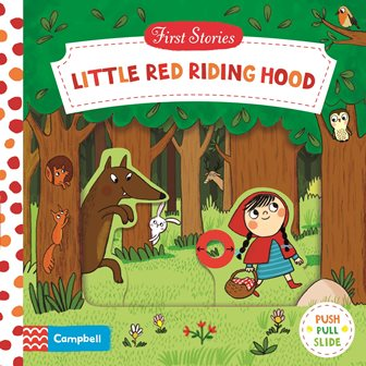 First Stories: Little Red Riding Hood
