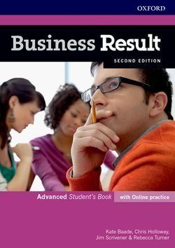 Business Result Advanced Student's Book with Online Practice