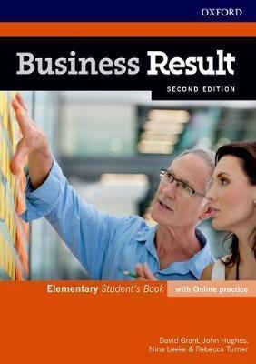 Business Result Elementary Student's Book with Online Practice