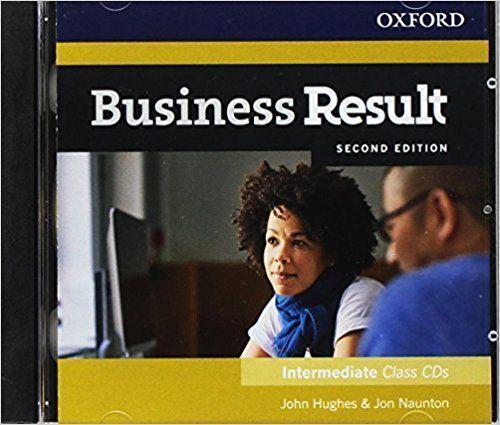 Business Result Intermediate Class Audio CD