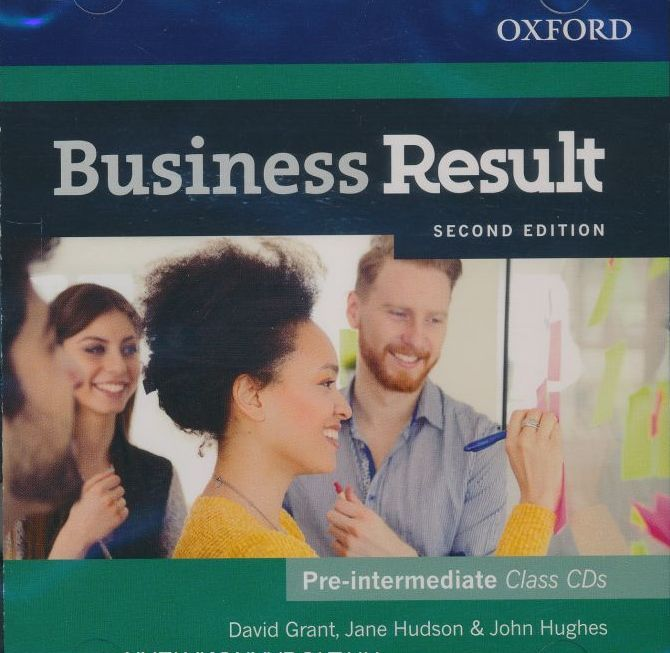 Business Result Pre-intermediate Class Audio CD