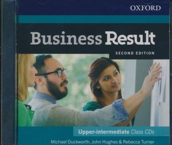 Business Result Upper-intermediate Class Audio CD