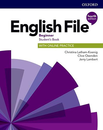 English File 4Ed Beginner Student's Book with Online Practice