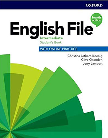 English File 4Ed Intermediate Student's Book with Online Practice
