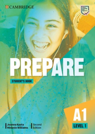 Cambridge English Prepare! 2Ed 1 Student's Book