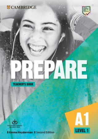 Cambridge English Prepare! 2Ed 1 Teacher's Book