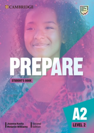 Cambridge English Prepare! 2Ed 2 Student's Book