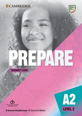 Cambridge English Prepare! 2Ed 2 Teacher's Book