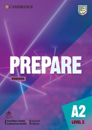 Cambridge English Prepare! 2Ed 2 Workbook + Audio Download