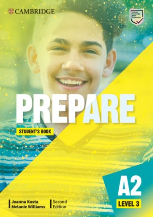 Cambridge English Prepare! 2Ed 3 Student's Book