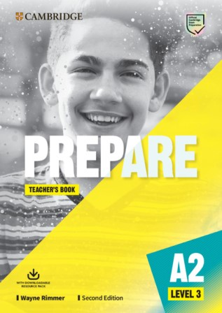 Cambridge English Prepare! 2Ed 3 Teacher's Book