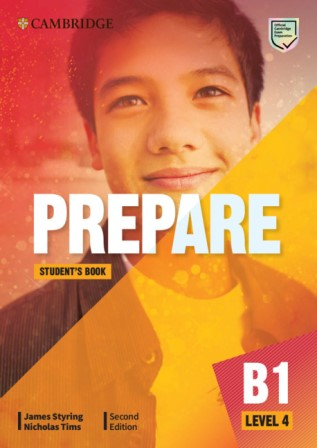 Cambridge English Prepare! 2Ed 4 Student's Book