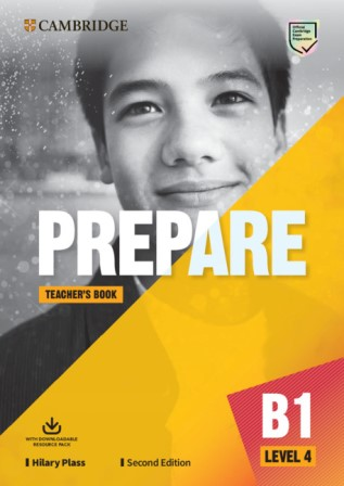 Cambridge English Prepare! 2Ed 4 Teacher's Book