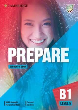 Cambridge English Prepare! 2Ed 5 Student's Book