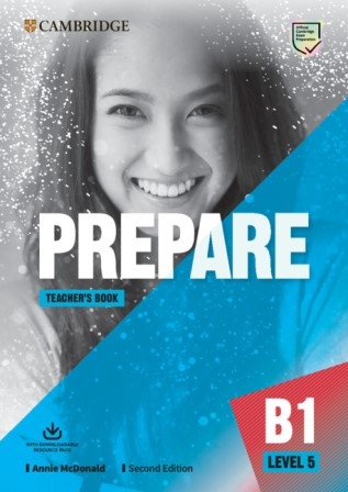 Cambridge English Prepare! 2Ed 5 Teacher's Book