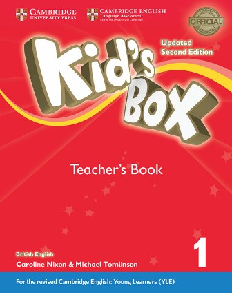 Kid's Box Updated 2Ed 1 Teacher's Book with Online Audio