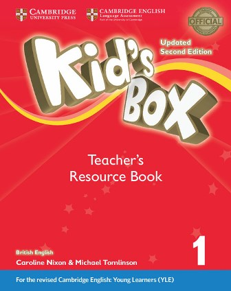 Kid's Box Updated 2Ed 1 Teacher's Resource Book with Online Audio