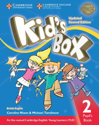 Kid's Box Updated 2Ed 2 Pupil's Book