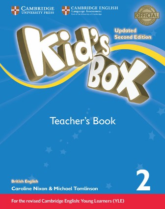 Kid's Box Updated 2Ed 2 Teacher's Book