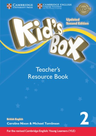 Kid's Box Updated 2Ed 2 Teacher's Resource Book with Online Audio