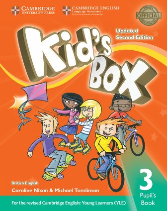 Kid's Box Updated 2Ed 3 Pupil's Book