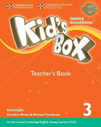 Kid's Box Updated 2Ed 3 Teacher's Book