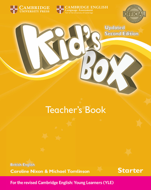 Kid's Box Updated 2Ed Starter Teacher's Book
