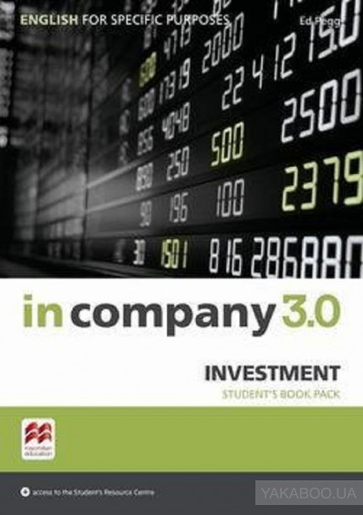 In Company 3.0 ESP Investment Student's Pack
