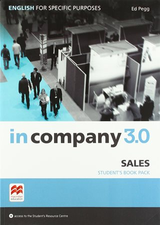 In Company 3.0 ESP Sales Student's Book Pack