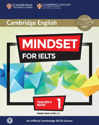 Mindset for IELTS 1 Teacher's Book with Class Audio