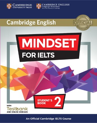 Mindset for IELTS 2 Student's Book with Testbank and Online Modules