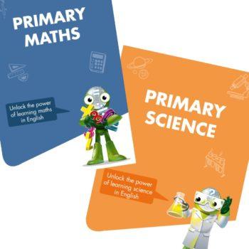 Новый курс Science and Maths для детей