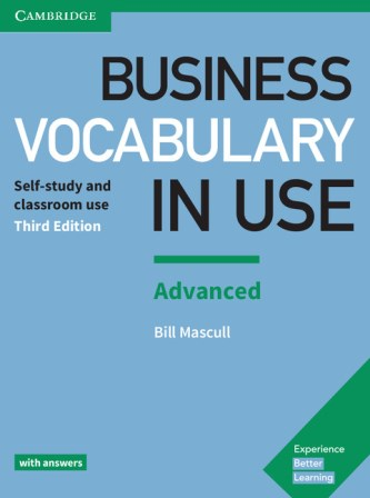 Business Vocabulary in Use 3rd Edition Advanced + key