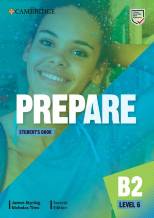 Cambridge English Prepare! 2nd Edition 6 SB