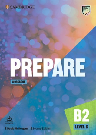 Cambridge English Prepare! 2nd Edition 6 WB + Audio Download