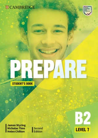 Cambridge English Prepare! 2nd Edition 7 SB