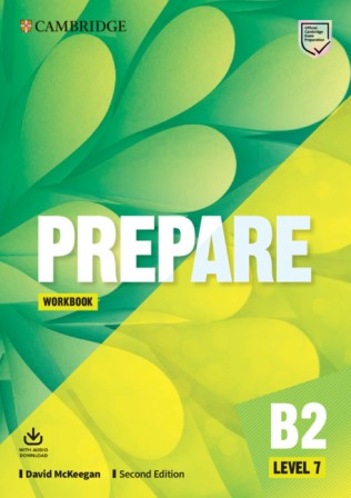 Cambridge English Prepare! 2nd Edition 7 WB + Audio Download