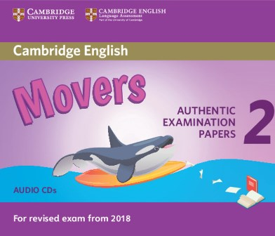 Cambridge English YLE Movers 2 for Revised Exam 2018 Audio CDs
